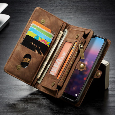 Leather Wallet for Huawei P20 Huawei P20 Pro SN0L030820