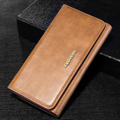Crazy Horse Leather Phone Case For Samsung Note ZTAH080909