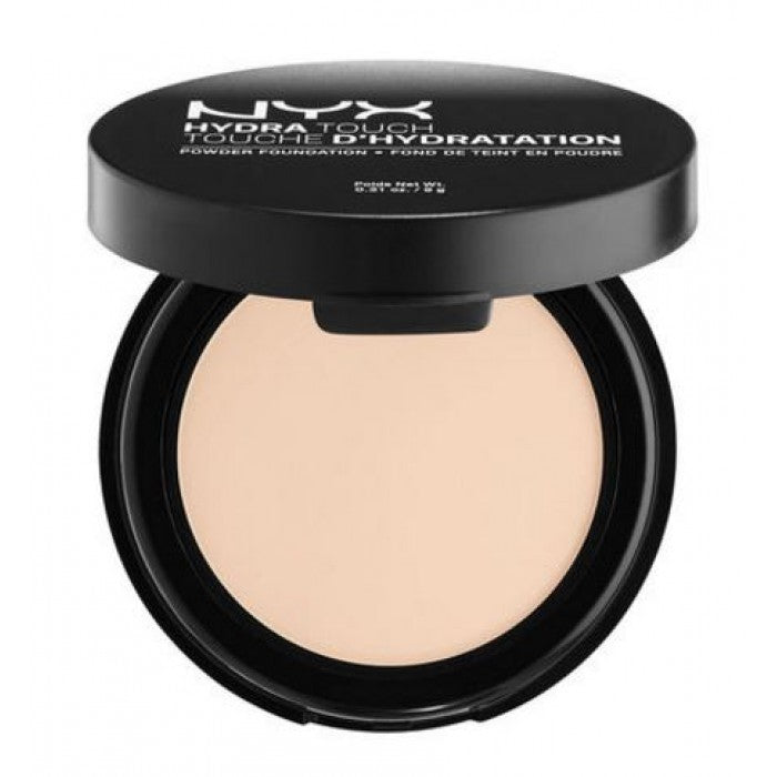 NYX Hydra Touch Powder Foundation - Shopping District