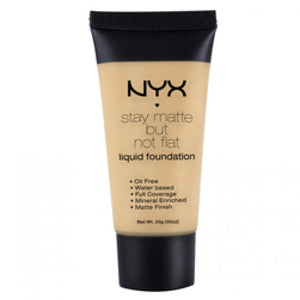 NYX Stay Matte But Not Flat Liquid Foundation - Shopping District