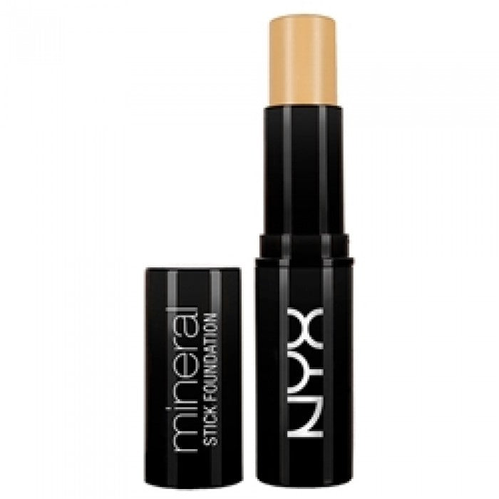 NYX Mineral Stick Foundation, 06 Golden - Shopping District