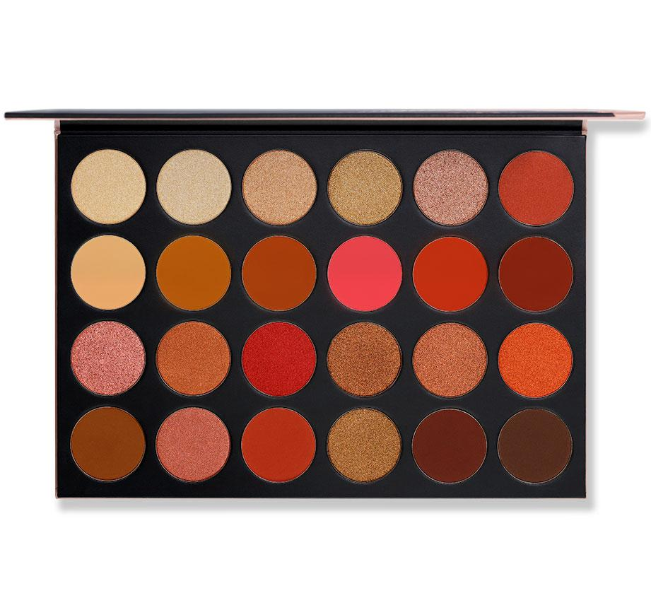 Morphe 24G GRAND GLAM Eyeshadow Palette - Shopping District