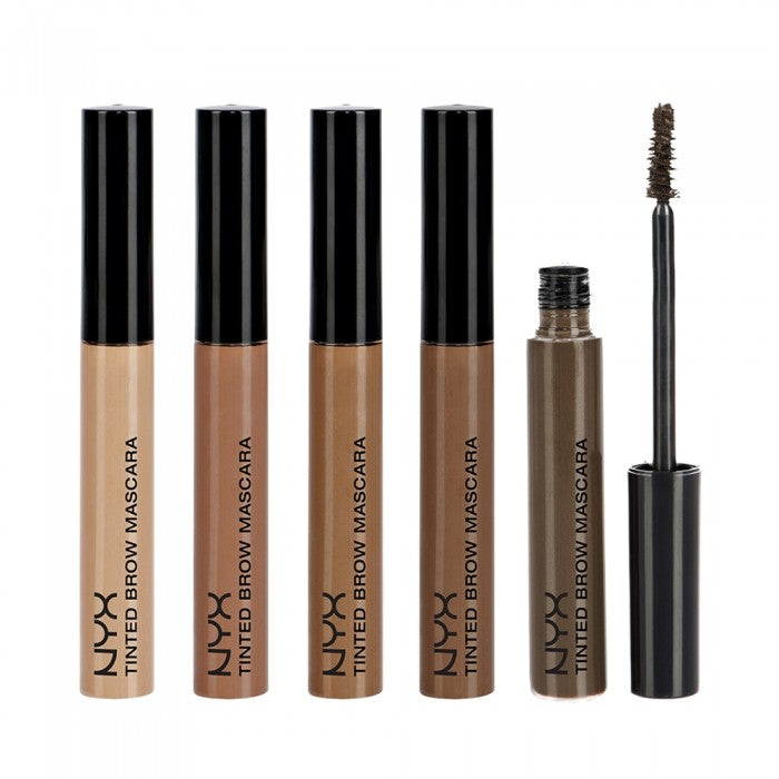 NYX Tinted Brow Mascara - Shopping District