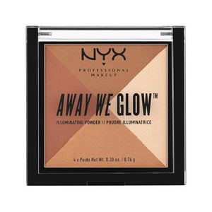 NYX Makeup Away We Glow Illuminating Powder, Shimmer Thrill