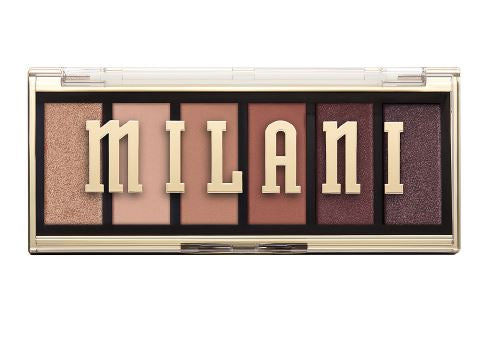 Milani Most Wanted Palettes - Shopping District
