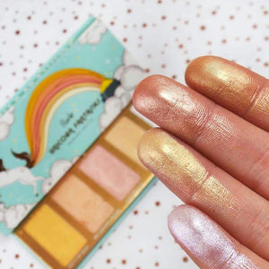 RUDE® Unicorn Fantasies - Highlight Palette