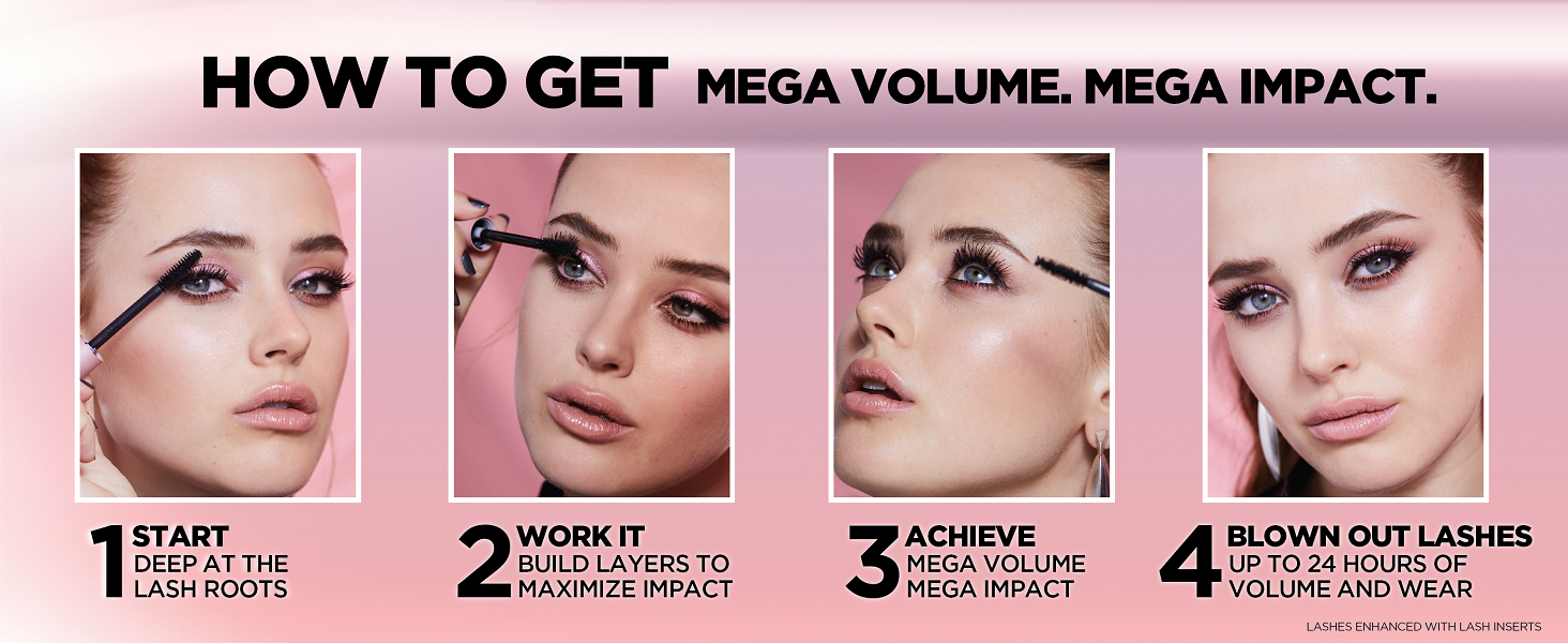 Loreal Air Volume Mega Mascara