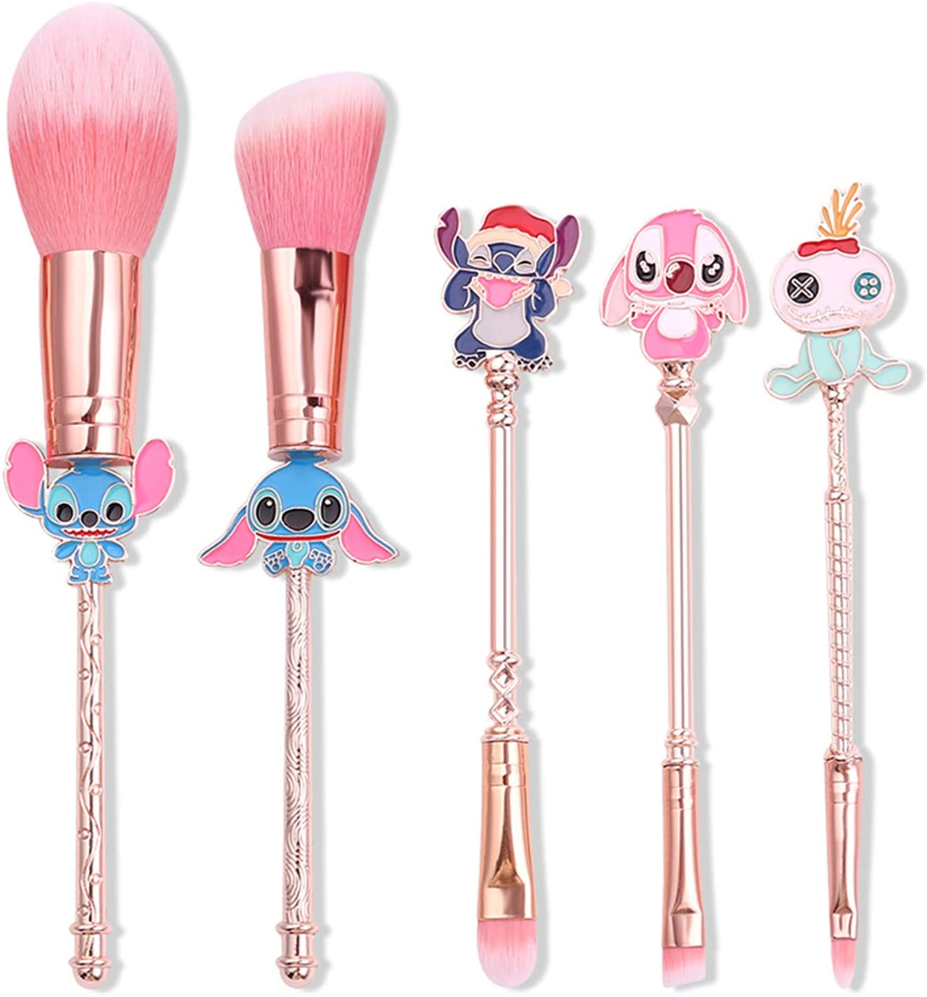 Ohana Makeup Brush set