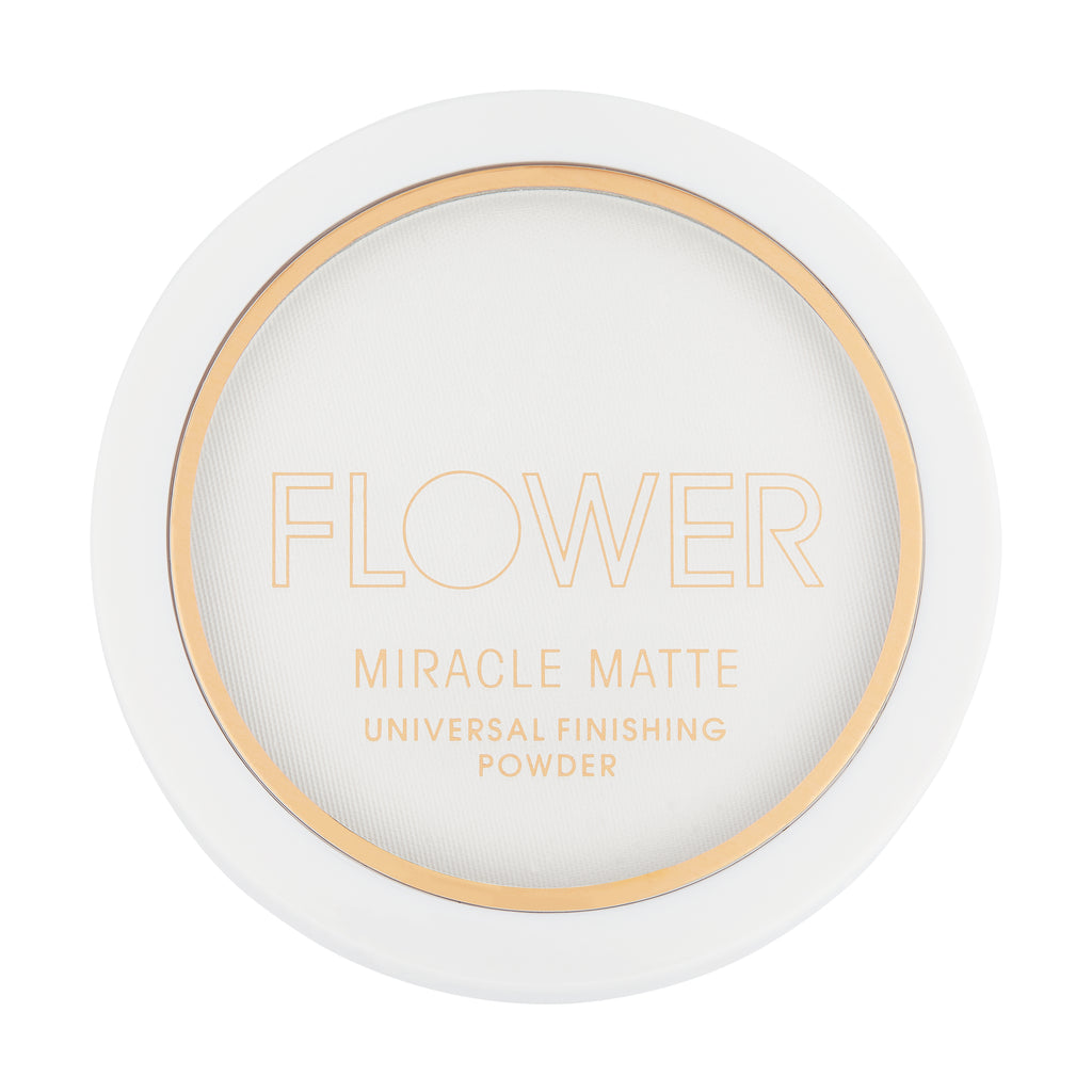 Flower Cosmetics Miracle Matte Universal Finishing Powder - Shopping District