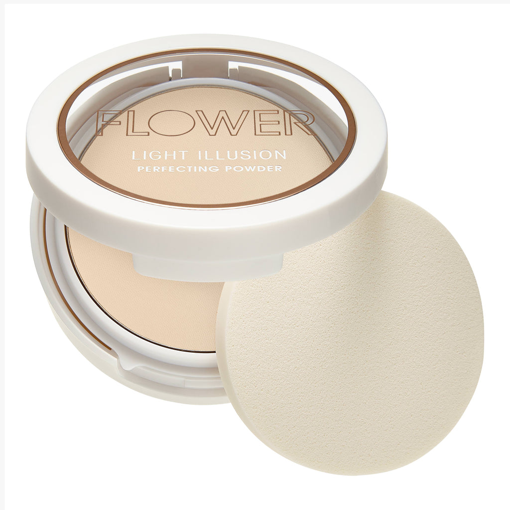 Flower Beauty Light Illusion Perfecting Powder - Shopping District