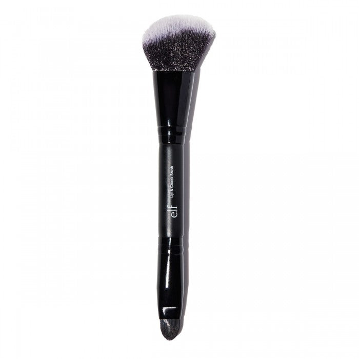 elf Studio Dual Ended Lip & Cheek Brush - Shopping District