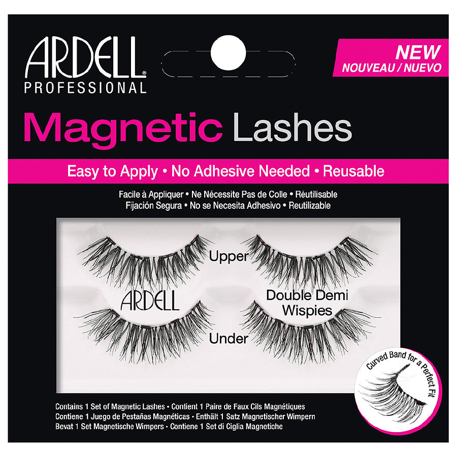 Ardell Magnetic Lashes Double Demi Wispies - Shopping District