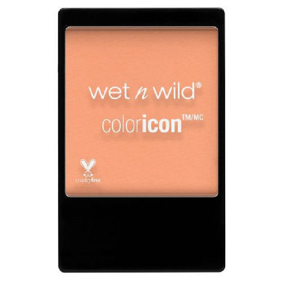 Wet n Wild Color Icon Blusher Pressed Powder - Shopping District