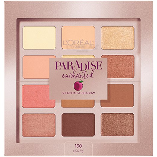 Loreal Colour Riche Paradise Enchanted Eyeshadow Palette - Shopping District