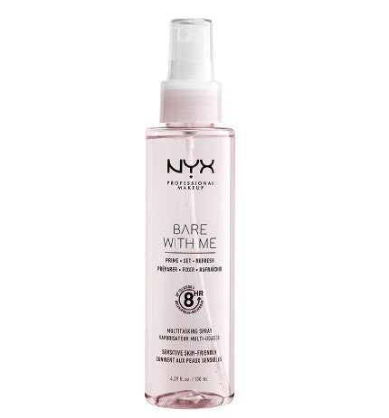 NYX Bare With Me Prime. Set. Refresh. Multitasking Spray