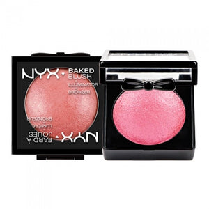 NYX Baked Blush - Shopping District