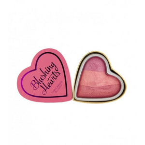 I ♡ Makeup Blushing Hearts - Shopping District
