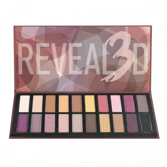 Coastal Scents Revealed Eyeshadow Palette - Shopping District