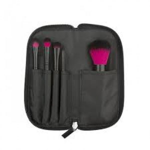 Coastal Scents Color Me Fuchsia Brush Set - Shopping District