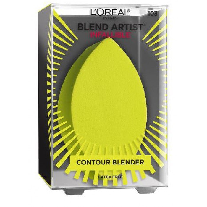 Loreal Paris Infallible Beauty Blenders, Contour - Shopping District