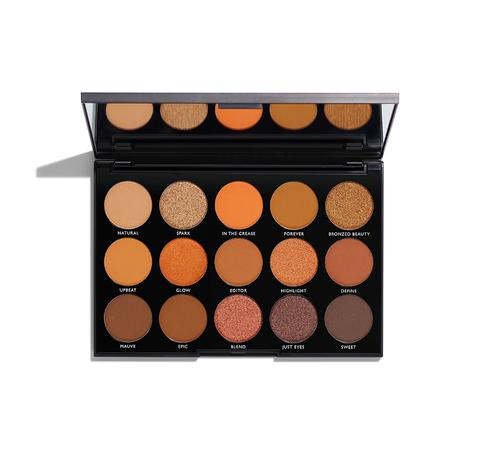 MORPHE 15D DAY SLAYER EYESHADOW PALETTE - Shopping District