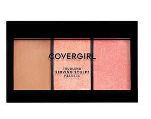 CoverGirl TruNaked Serving Sculpt Contour Palette,Bloom Babe - Shopping District