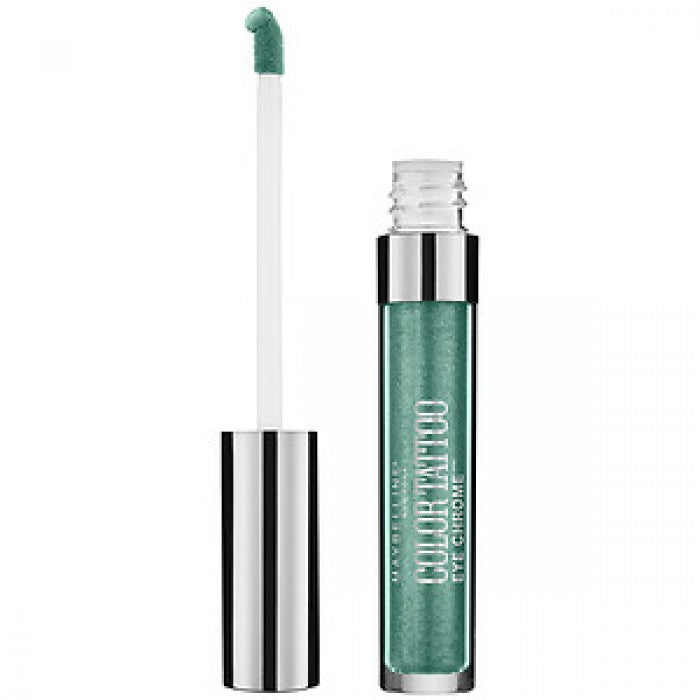 Maybelline Eye Studio Color Tattoo Liquid Eye Chrome - Shopping District