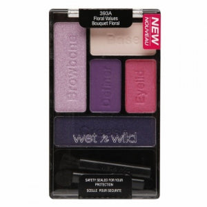 Wet n Wild Color Icon Eyeshadow Palette - Shopping District