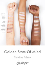 Colourpop GOLDEN STATE OF MIND - Shopping District