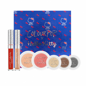 COLOURPOP HELLO PRETTY KIT (Blush / Lips) - Shopping District