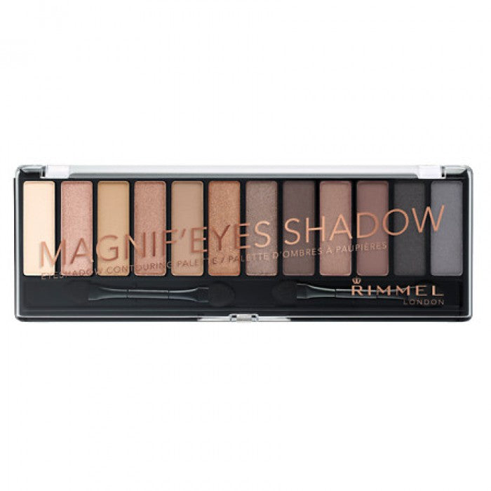 Rimmel Magnif'eyes Eyeshadow Palette - Shopping District