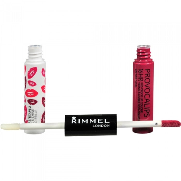 Rimmel Provocalips Lipstick - Shopping District