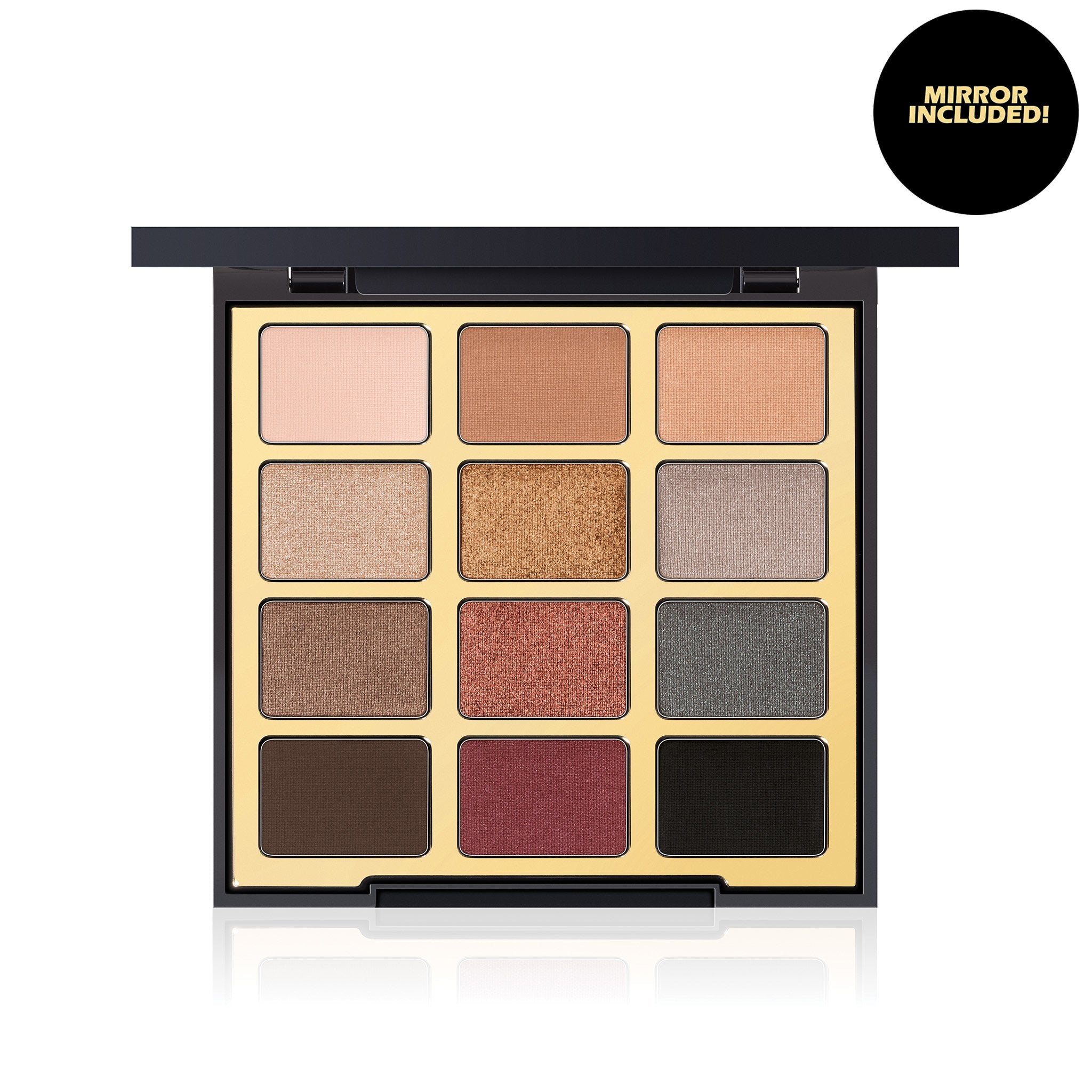 Milani Bold Obsessions eyeshadow Palette - Shopping District