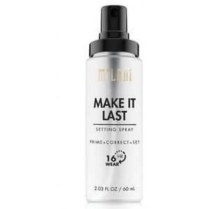Milani MAKE IT LAST SETTING SPRAY PRIME + CORRECT + SET - Shopping District