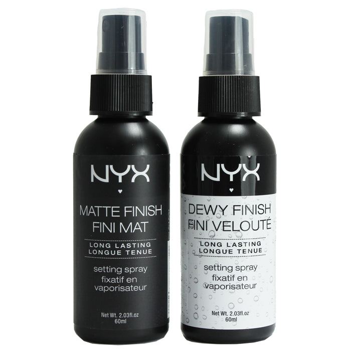 NYX Makeup Setting Spray - Shopping District
