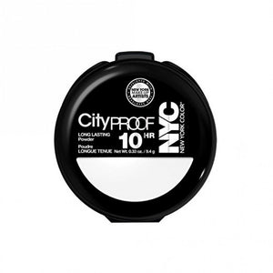NYC New York Color Smooth Skin Pressed Face Powder, Translucent