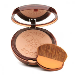 Physician Formula Bronze Booster Glow-Boosting Pressed Bronzer Med-Dark - Shopping District