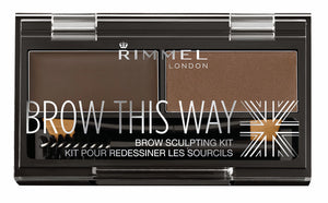 Rimmel Brow This Way Sculpting Kit - Shopping District