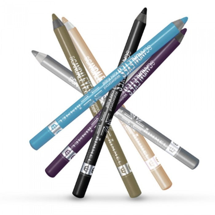 Rimmel London Scandaleyes Waterproof Kohl Liner - Shopping District