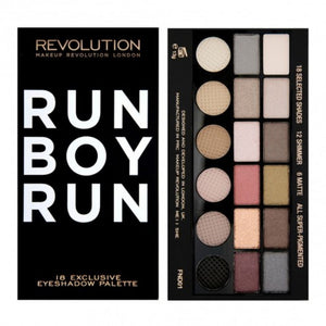Makeup Revolution Salvation Palette - Shopping District