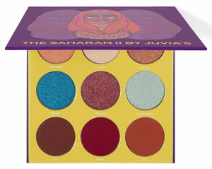 Juvia's Place The Saharan II Eyeshadow Palette - Shopping District
