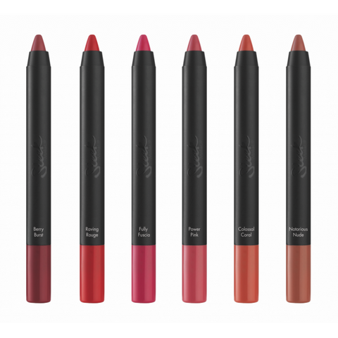 Sleek Power Pump Lip Crayon