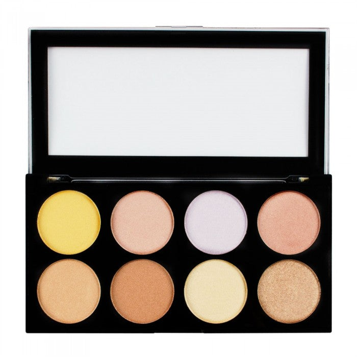 Makeup Revolution Ultra Strobe and Light Palette - Shopping District