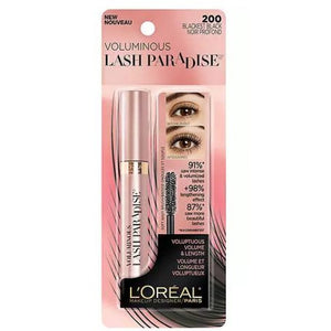 Loreal Paris Voluminous Lash Paradise Washable Mascara 200