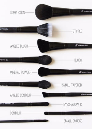 elf Studio Brushes - Shopping District