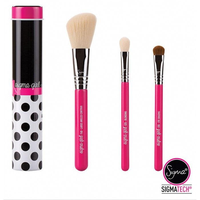 Sigma COLOR POP BRUSH KIT - Shopping District