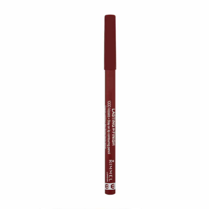 Rimmel Lasting Finish 1000 Kisses Lipliner Pencil - Shopping District