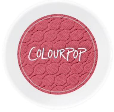 ColourPop Blush - Shopping District