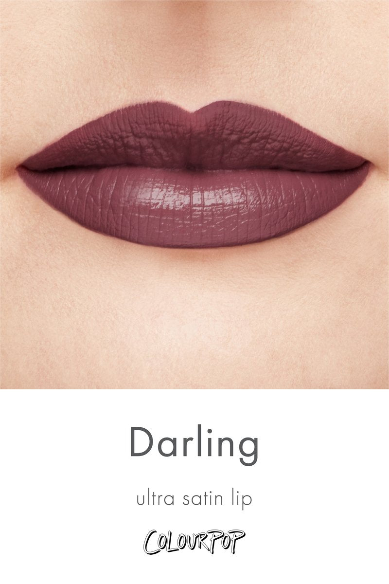 ColourPop Ultra Satin Lip - Shopping District
