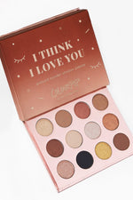 Colourpop I Think I Love You EyeShadow Palette - Shopping District